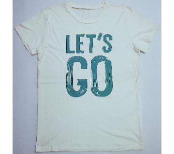 Boys Half Sleeve Cotton T Shirt