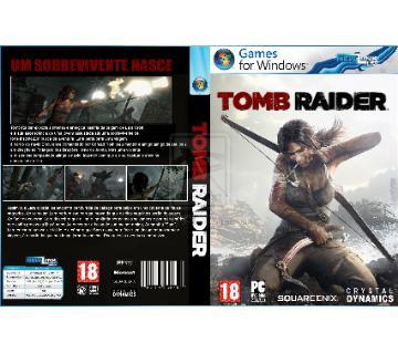 Tomb Rider - PC গেম DVD