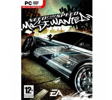 Need For Speed Most Wanted GAME DVD for PC