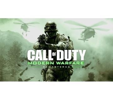 Call of duty Modern Warfare - PC Game