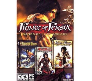 Prince of Persia 4 in 1 game - PC Game