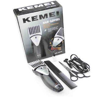 Kemei KM-3090 রিচার্জেবল হেয়ার ট্রিমার