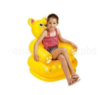 Inflatable Rady Bear Chair For Kitch
