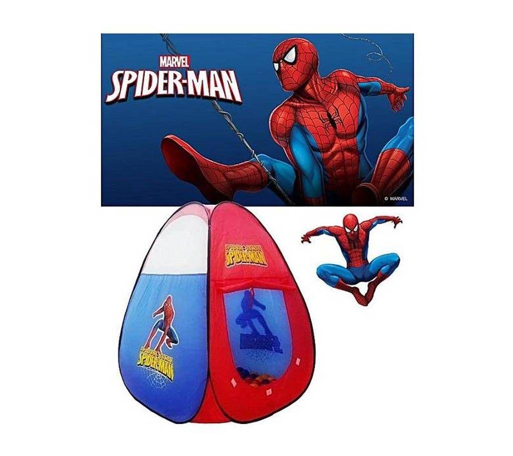 Spider man টেন্ট প্লে হাউজ এন্ড 50 বল বাংলাদেশ - 958624