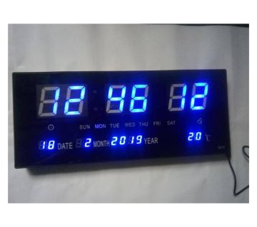 Digital LED Clock -Large  Size