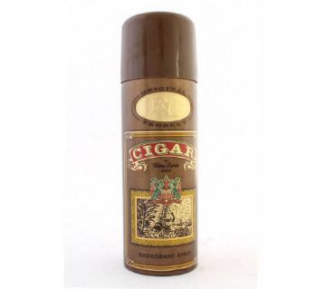 Cigar Body Spray For Man- 200ml UAE