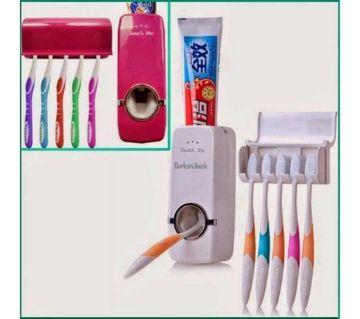 Automatic toothPest Despencer & Holder