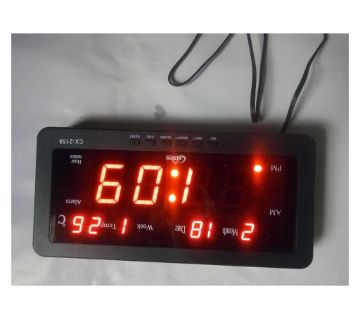 Digital LED Clock- Extra Large Size