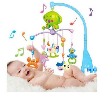 Bed Bell Toy With Music