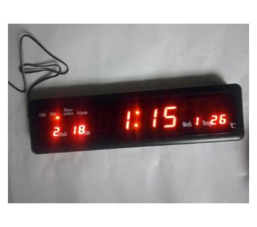 Digital LED Clock-Midium Size