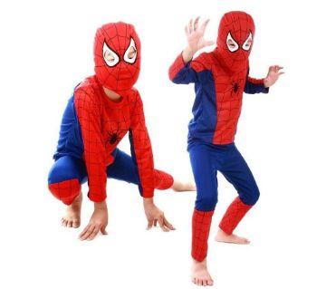 Spider-man Dress For Kids