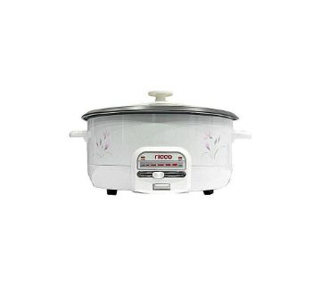 Ricco Curry Cooker MC-130C - White
