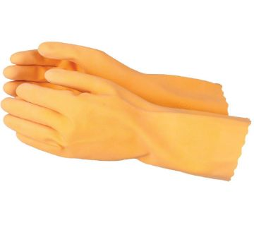 Kitchen/industrial rubber gloves