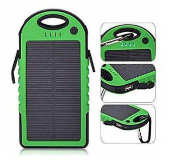 5000 mAh Solar  power Bank (1pcs)