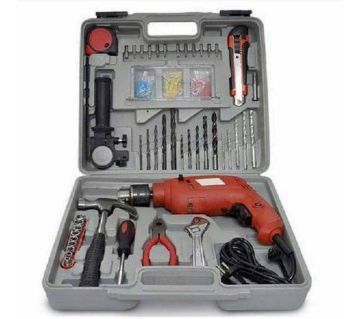 Impact Drill Machine Set