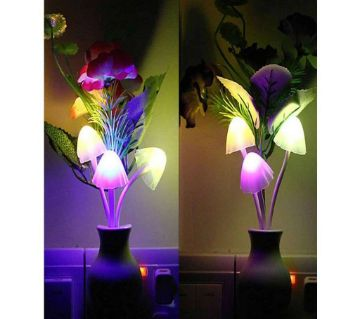 Sensor LED  Mashrum Light