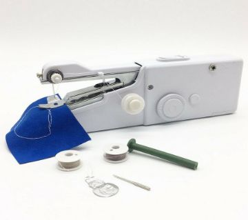 Handy Stitch Handheld Sewing Machine, Portable and Cordless, Mini Electric Household Stitch Tool Sold