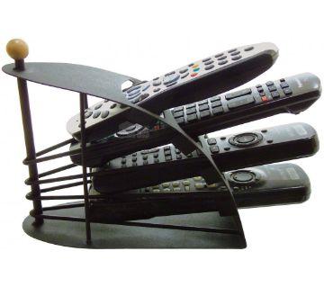 GOODLIFE VILLA Iron Metal Multi Remote Control Stand,Remote Stand Holder,Remote Holder for Home,tv Remote Holder Stand