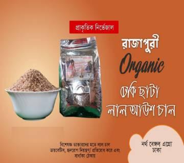 Rajapuri Deaki Chata red ausch rice - 1kg BD