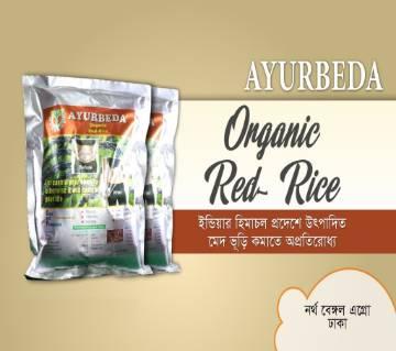 Ayurveda red rice - 1kg BD