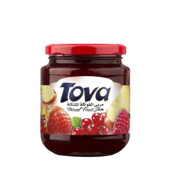 Tova Jam Mixed Fruit 435 gm