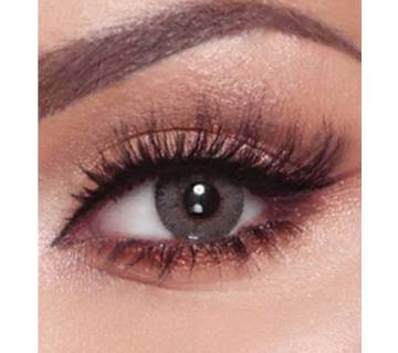 Bella Elite Contact Lens-  Amber Gray