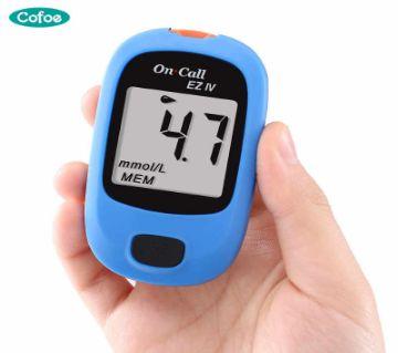 On Call EZ II Blood Glucose Test Monitor