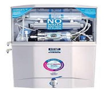 Kent Supreme Mineral Ro Water Purifier - White