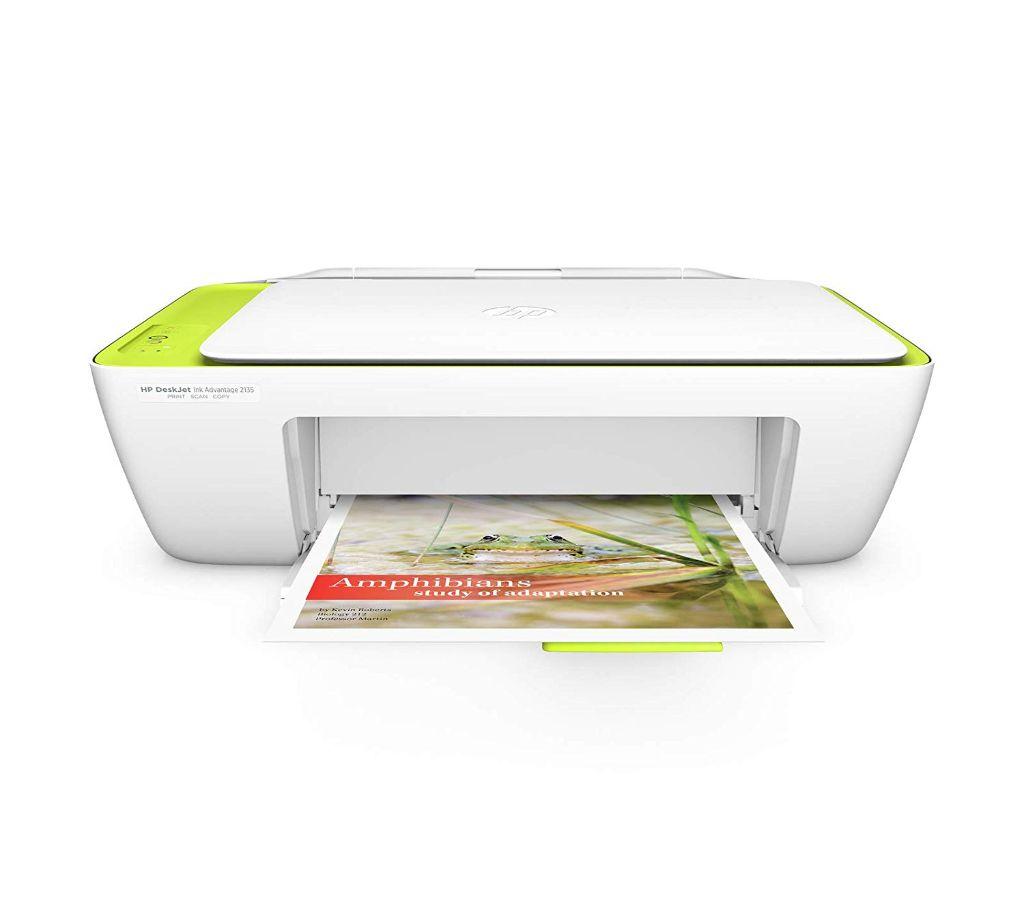 Hp Deskjet Ink Advantage 2135 প্রিন্টার বাংলাদেশ - 945617