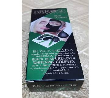 Black Heads Remover Withening Complex 120ml Hong Kong