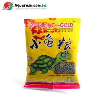 Inch Gold- Stick food for all type of Turtle(40g)