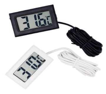 LCD Temperature Meter Electronic Thermometer Sensor