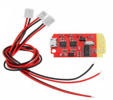 3W Digital Audio Amplifier Board Double Dual Plate Bluetooth Speaker Modification Sound Music Module Micro USB DIY DC 3.7V To 5V