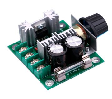12V-40V 10A PWM DC Motor Speed Controller CVT Speed Switch Module