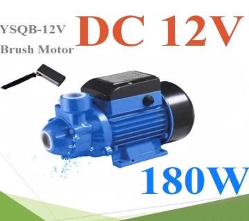 DC 12 volt 180 watt solar water pump
