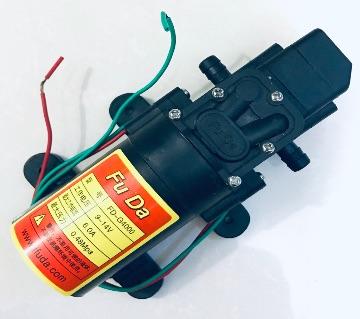 9-14V 72W agricultural electric sprayer pump diaphragm miniature high pressure self-priming car washing machine drilling pump accessories