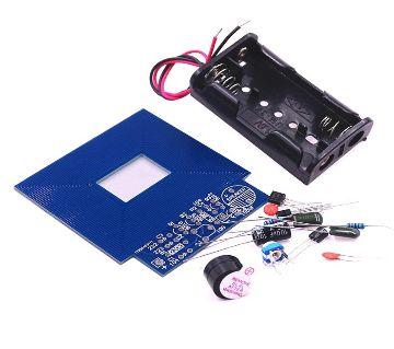 Metal Detector Scanner Unassembled Kit Project 3-5V DIY Kit Suite Trousse Boards Module Integrated Circuits Electronic Parts