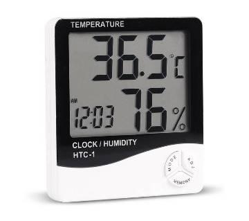 HTC-1 Temperature Humidity Meter Digital Hygrometer (-50 to +70C)
