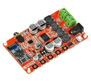 Wireless Bluetooth 4.0 Audio Receiver Digital TDA7492P 50W+50W Amplifier Board