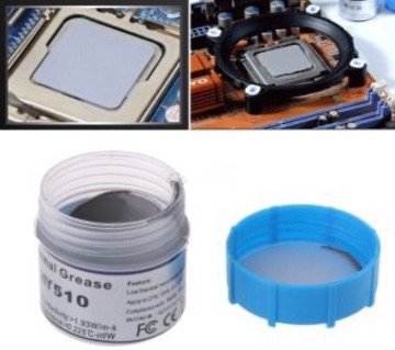 HY510 Thermal Grease Gray Cooling Gel CPU Graphics Card Thermal silica WK