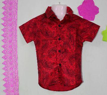 Cotton fabric Baby Shirt 44796