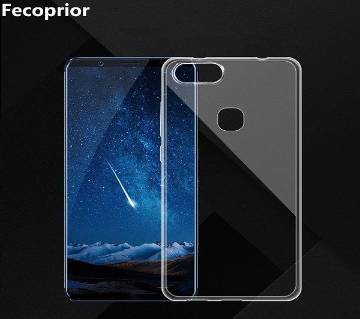Clear Hard Case Cover - Transparent for Vivo Y79