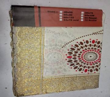 RAJA BRAND PVC TABLE CLOTH (INDIA)