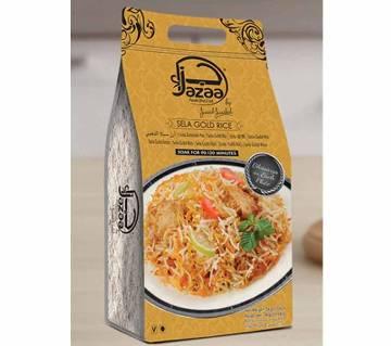 Jazaa Sela Gold Basmati Rice 1 kg Pakistan