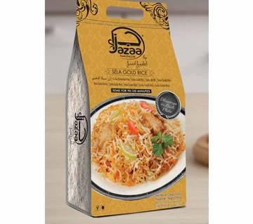 Jazaa Sela Gold Basmati Rice 5 Kg Pakistan