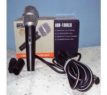 New Microphone-AHUJA-AUD-100XLR-