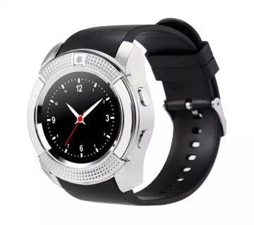 V8 Smart Watch Padgene Sports Fitness Tracker Bluetooth Wrist Watch with SIM Card and TF