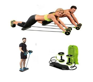 Revoflex Xtreme Full Body Workout - Multicolor