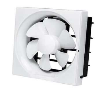 National Wall Exhaust Fan 12 - White