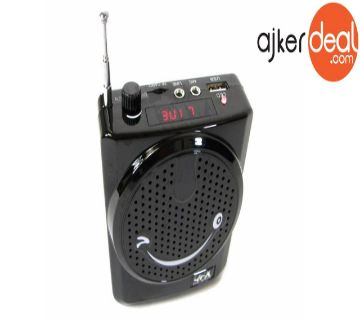 Multi functional Loud speaker with FM